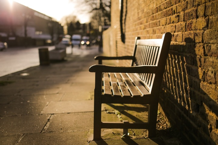 On Bench-Sitting…