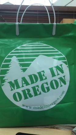 Oregon Girl!