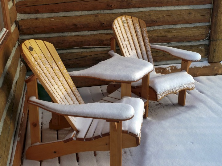 Winter's rest…